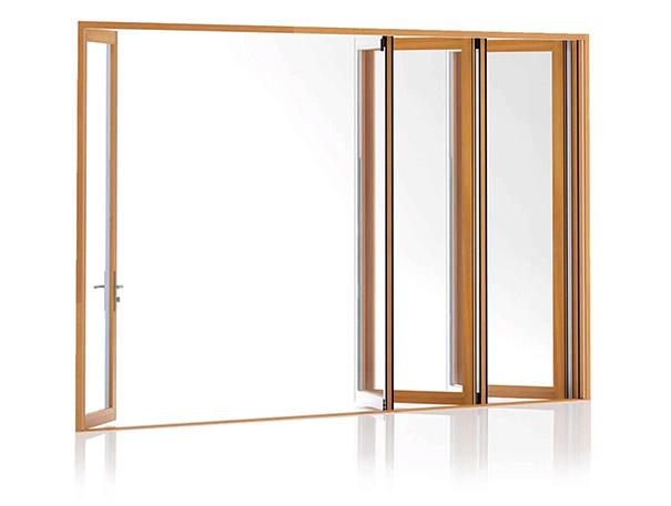 Centor folding doors