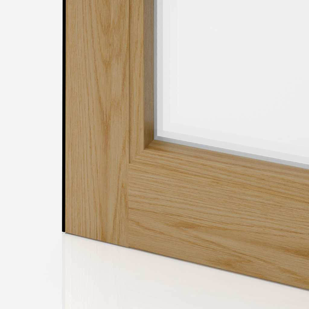 Centor, clear wood finish